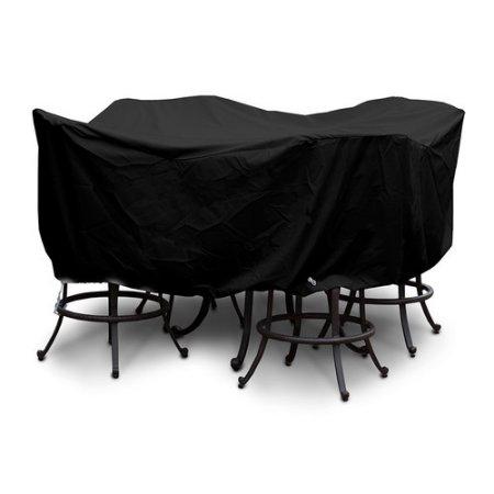 Bar Set Cover Umbrella Black Product Photo