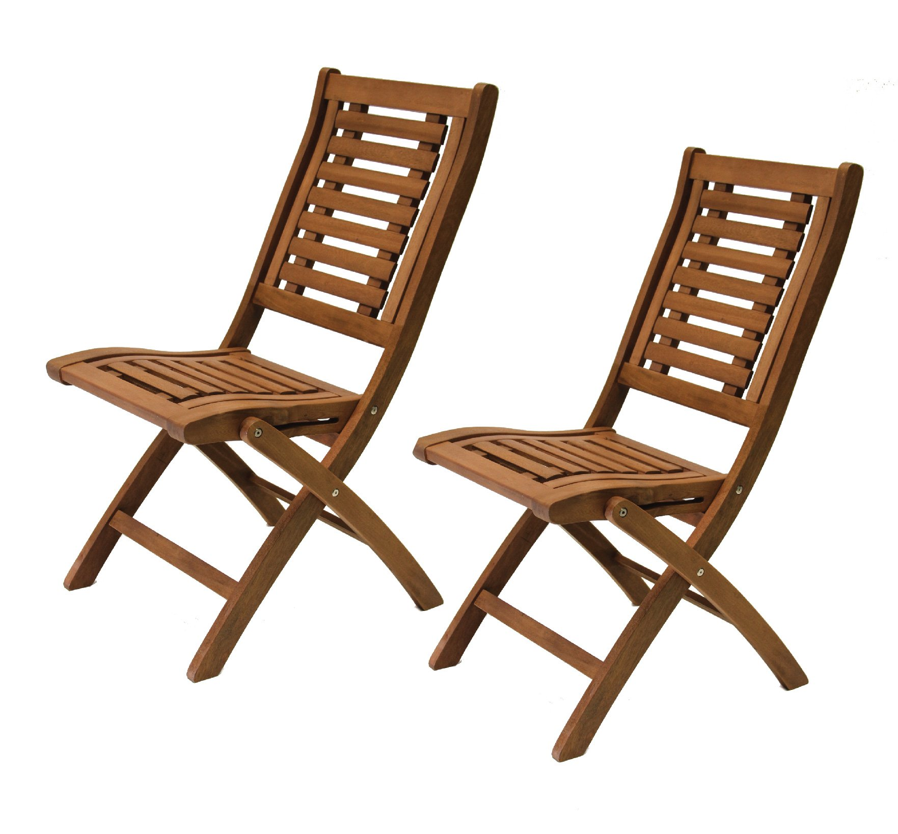 Folding Side Chairs Two Product Photo