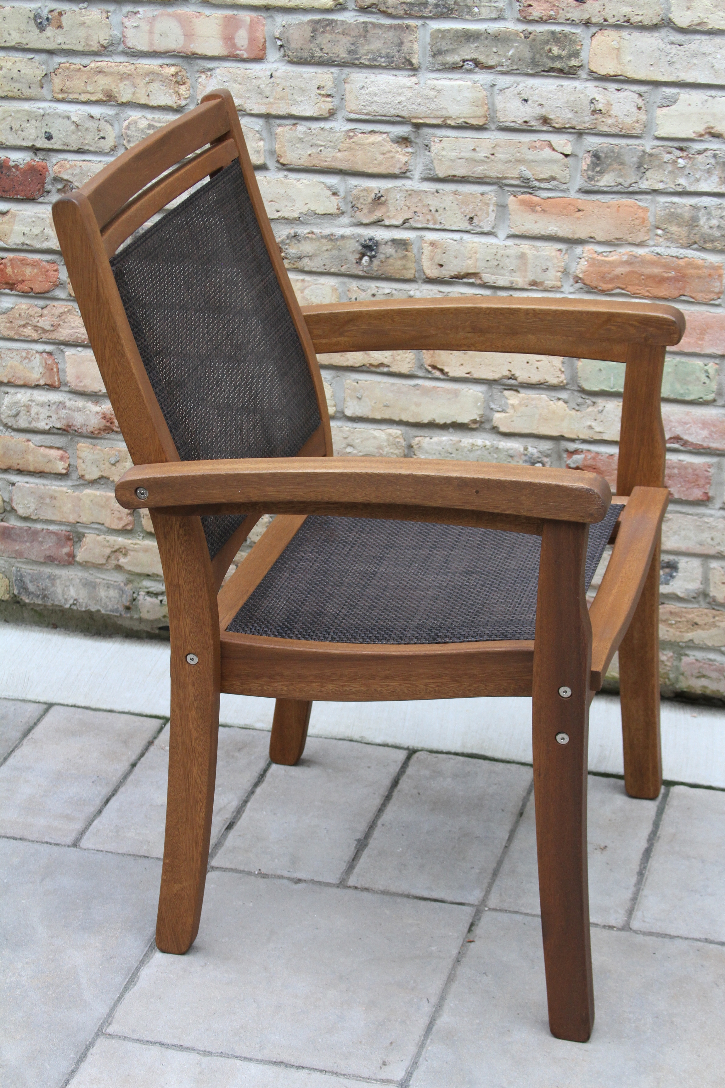 Stackable Arm Chair Product Photo