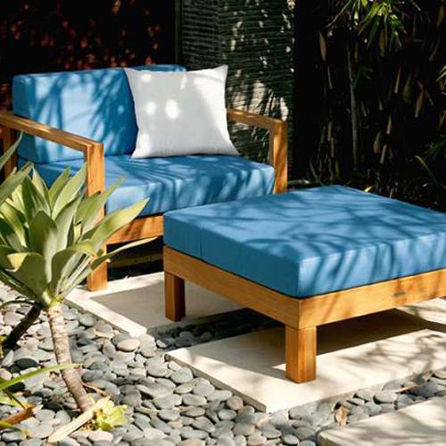 Deep Seating Teak Armchair Product Photo