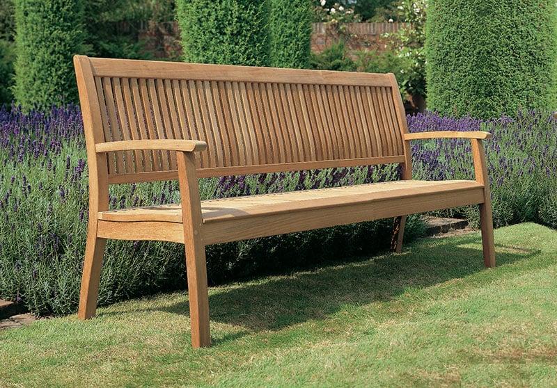 Teak Bench Product Photo