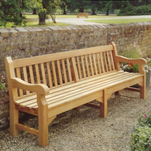 Teak Bench Product Photo