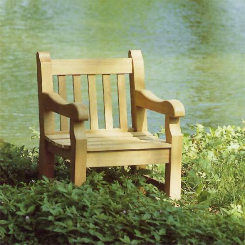 Teak Estate Armchair Product Photo