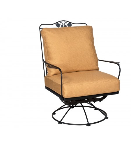Swivel Rocking Lounge Chair Product Photo