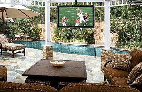 Apollo Outdoor Weatherproof TV Enclosures for 50 55 TVs