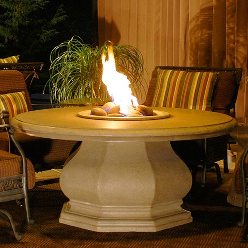 Fire Pit Table Top Pic