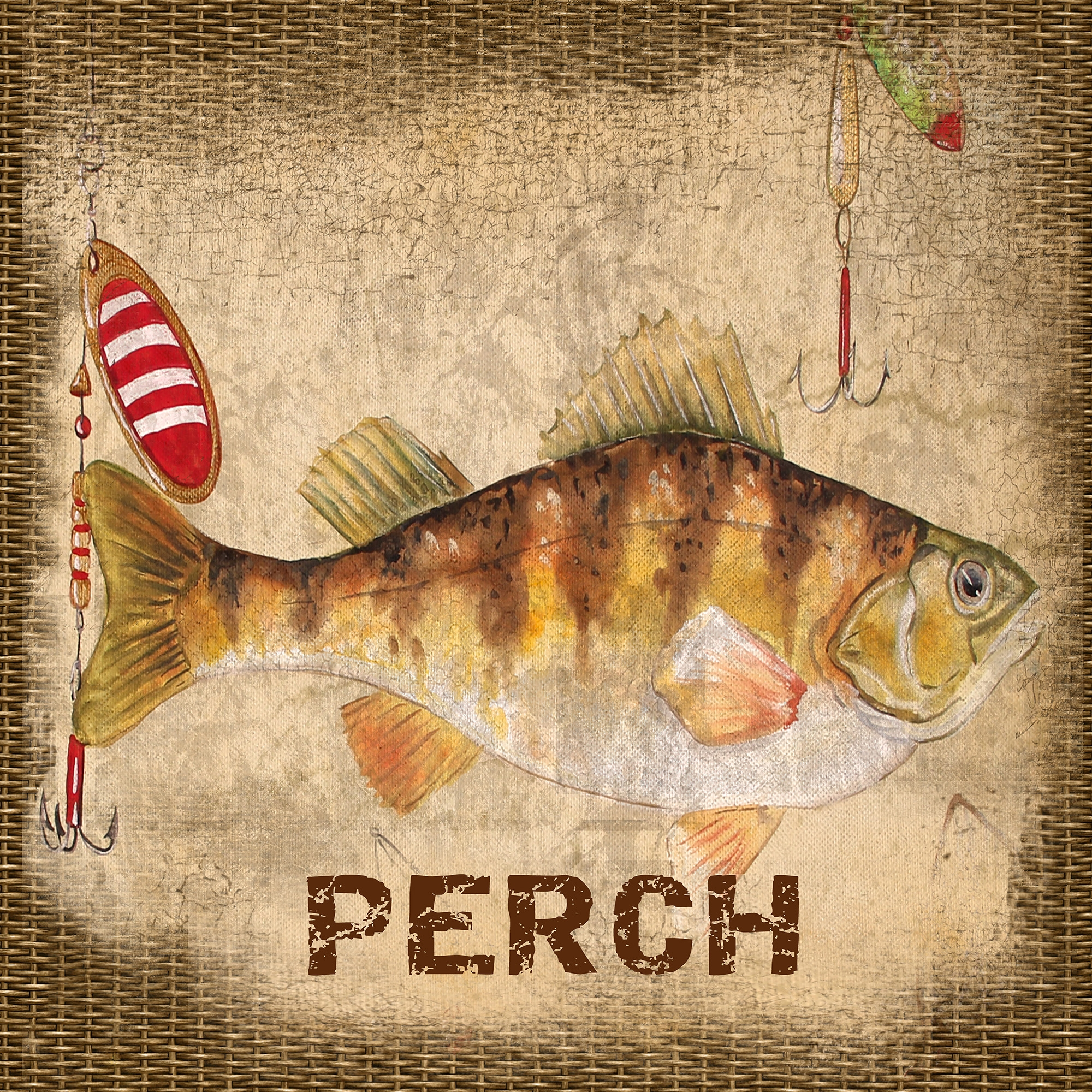 Canvas Wall Art Perch Product Photo