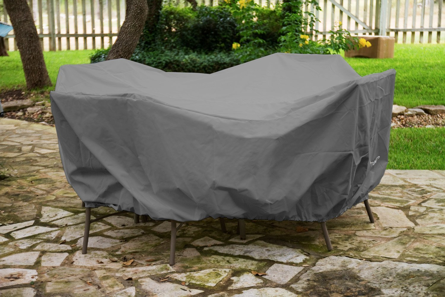 Dining Set Cover Charcoal Product Photo