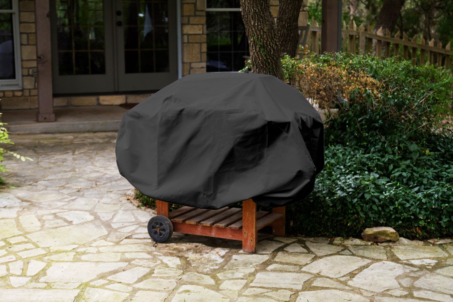 Barbecue Cover Black Product Photo