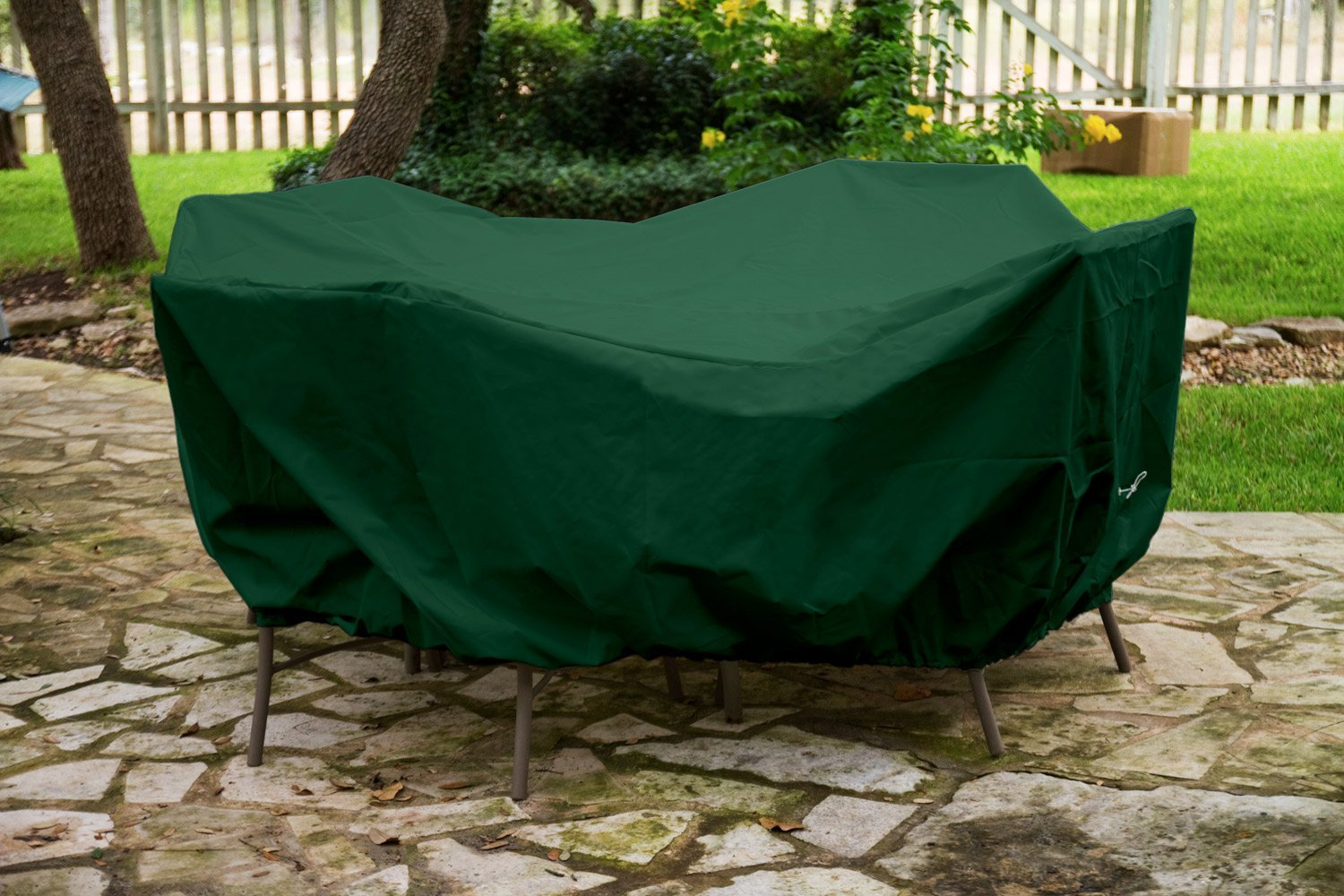 Dining Set Cover Green Product Photo