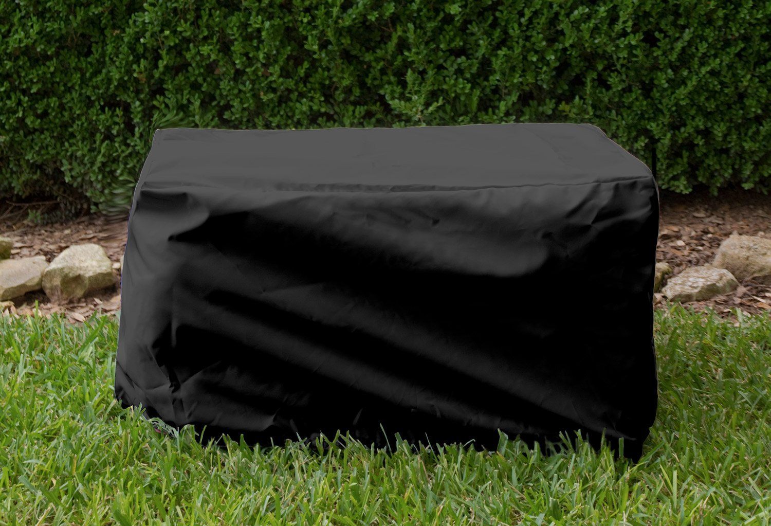 Cart Cover Black Product Photo