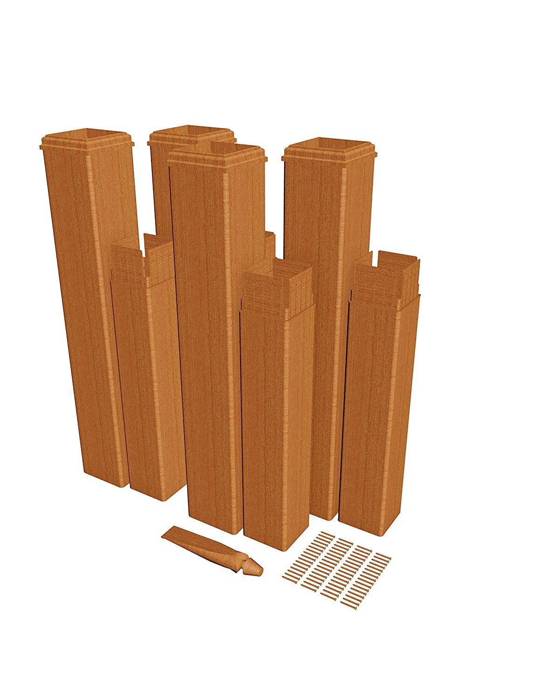 Extension Kit Cedar Composite Pack Product Photo