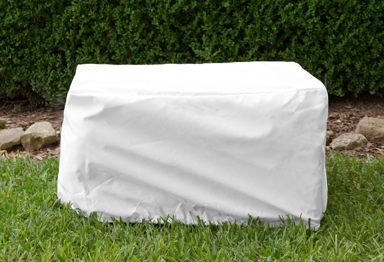 Cart Cover White Product Photo
