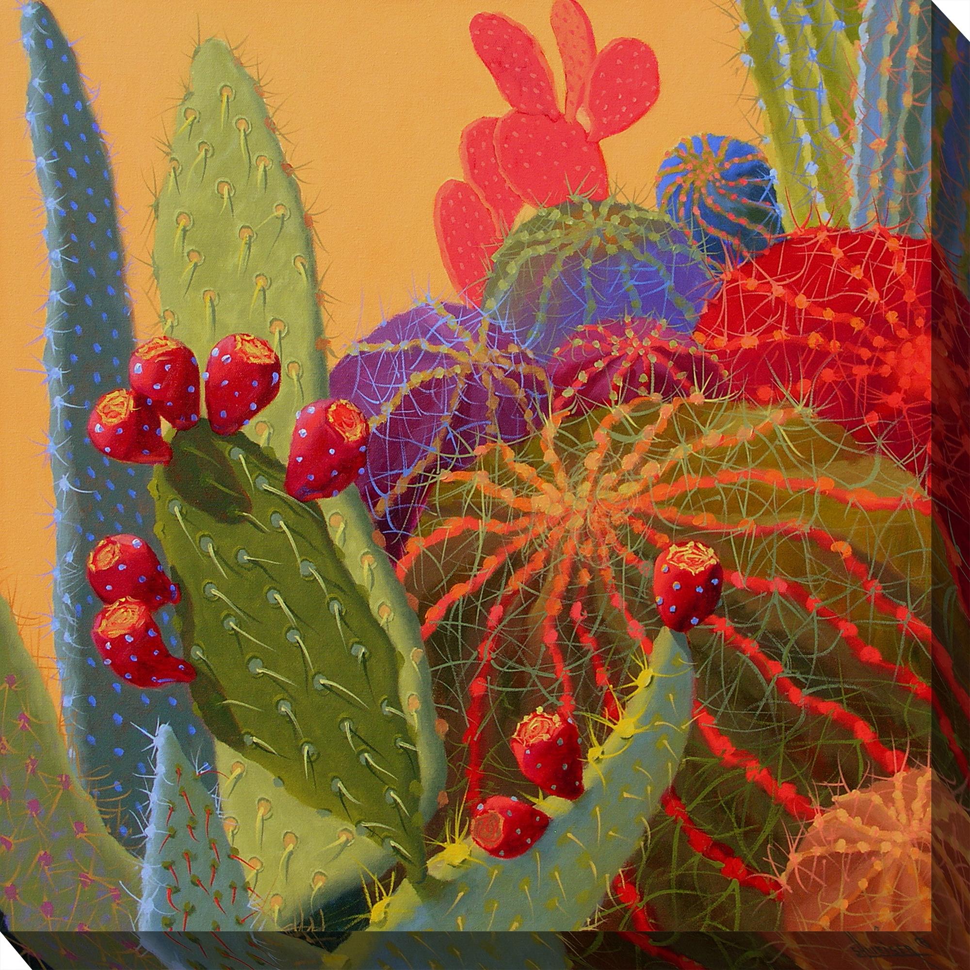 Canvas Wall Art Desert Jewels Product Photo