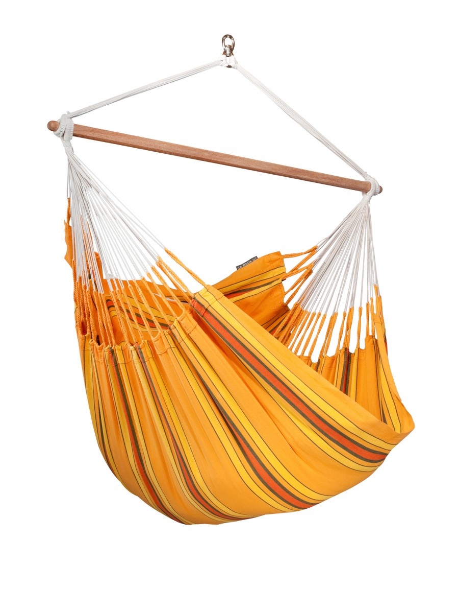 Lounger Hammock Chair Apricot Product Photo