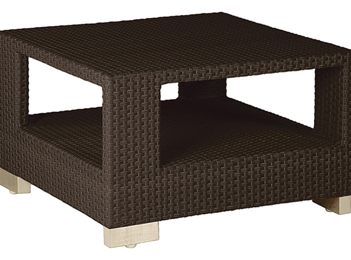 Square Coffee Table Ottoman Cover Product Photo