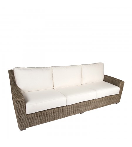 Wicker Sofa Product Photo