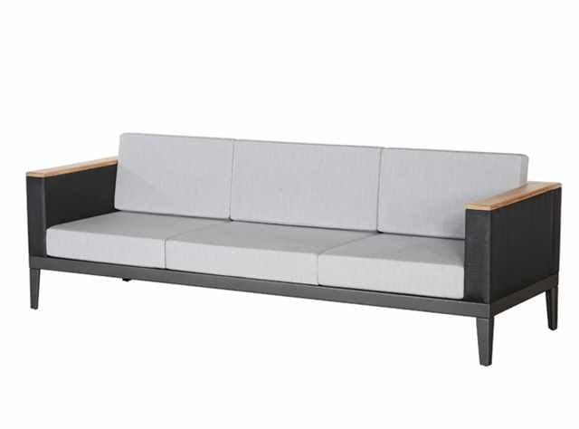 Barlow Tyrie Aura 3 Cushion Sofa Cover