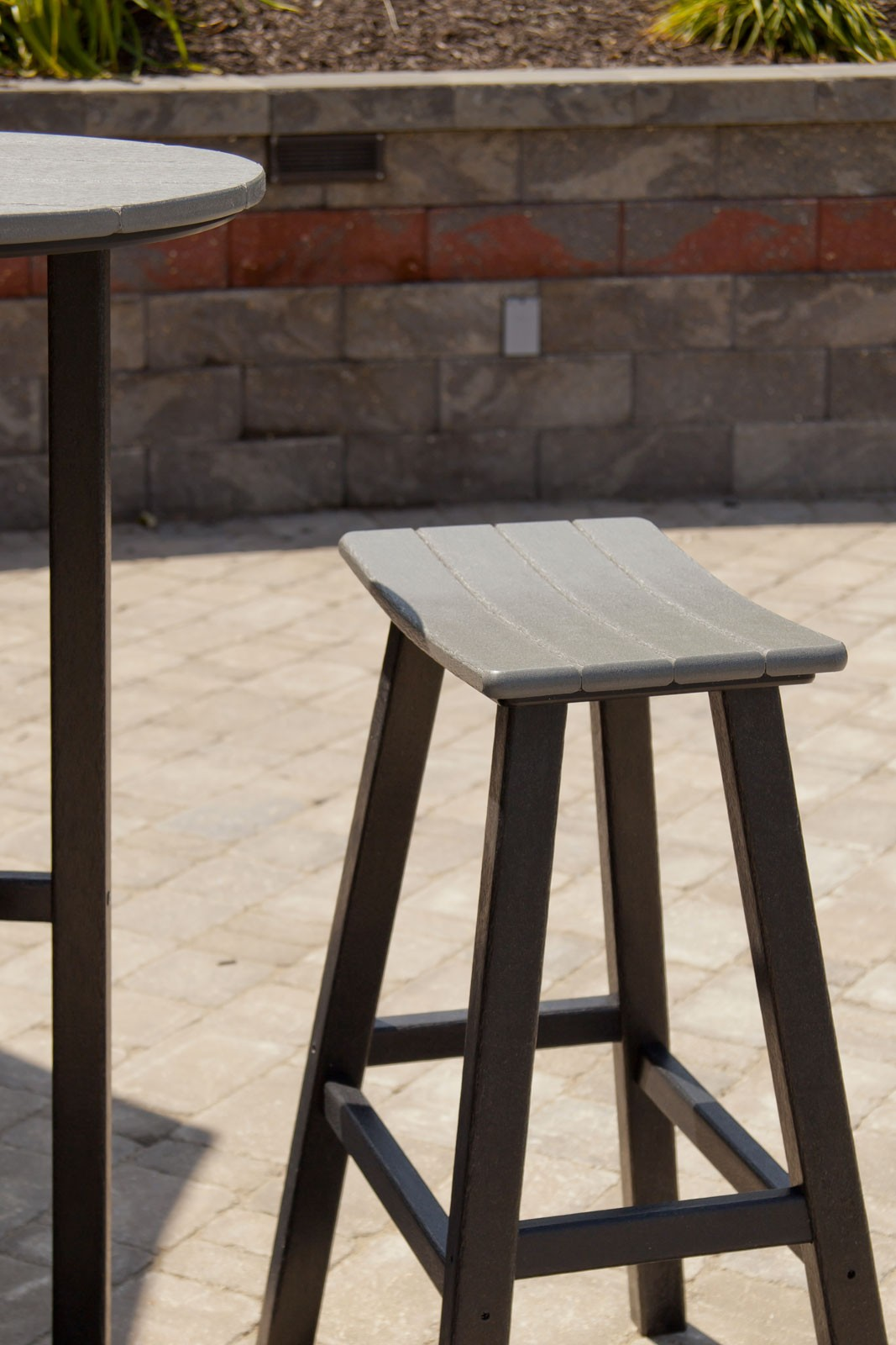 Saddle Barstool Product Photo