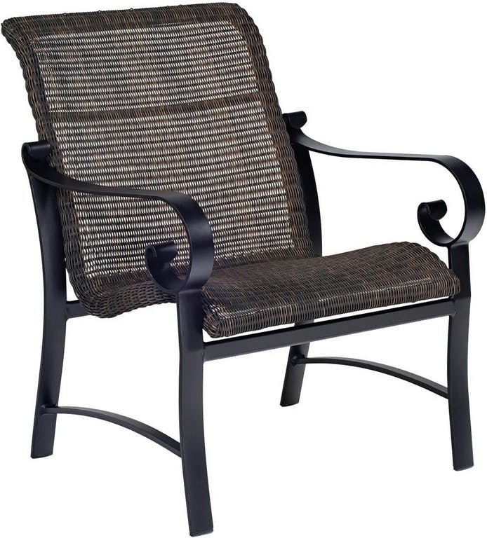 Round Lounge Chair Product Photo