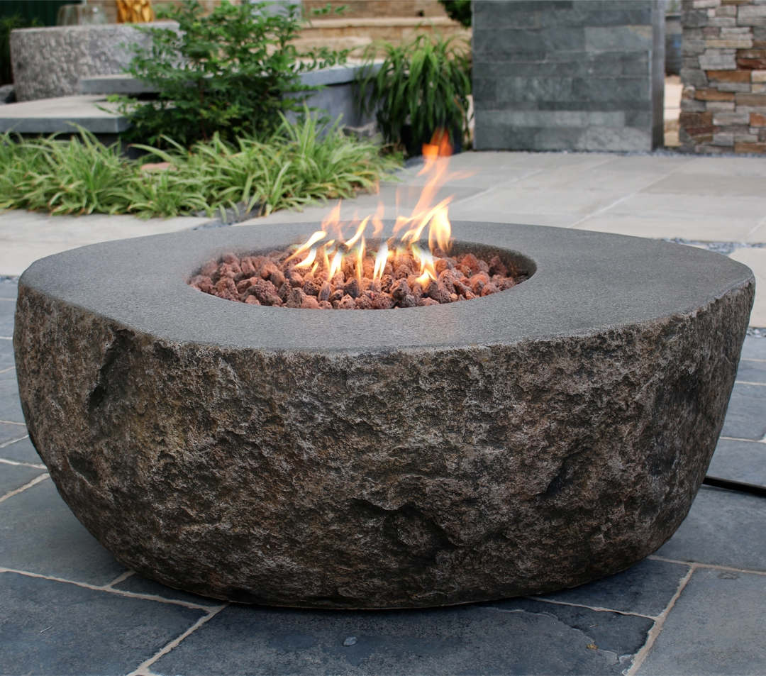 Boulder Fire Pit 194