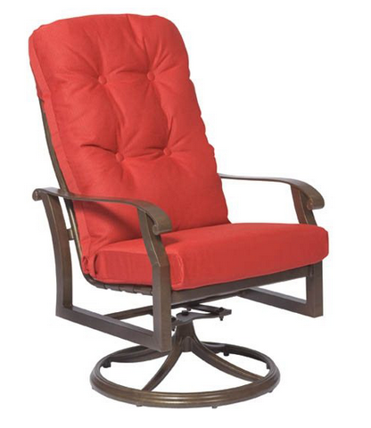 Swivel Rocker Dining Chair Product Photo