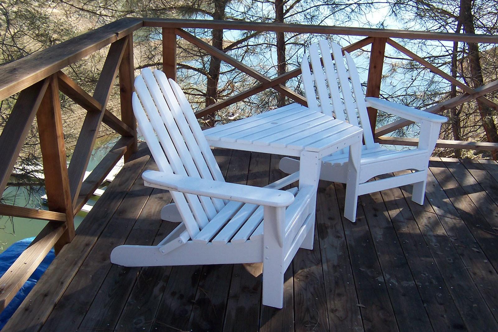 Adirondack Tete A Tete Product Photo