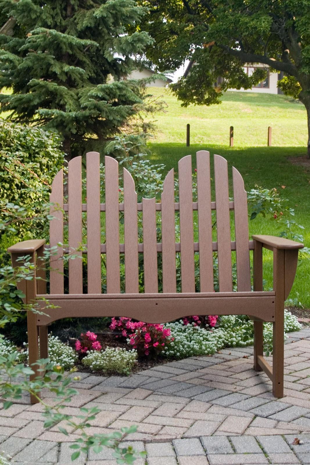 Adirondack Bench Product Photo