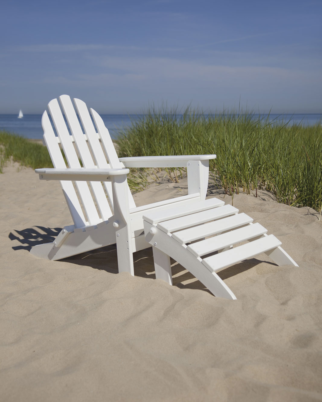 Folding Adirondack Seating Ensemble Product Photo