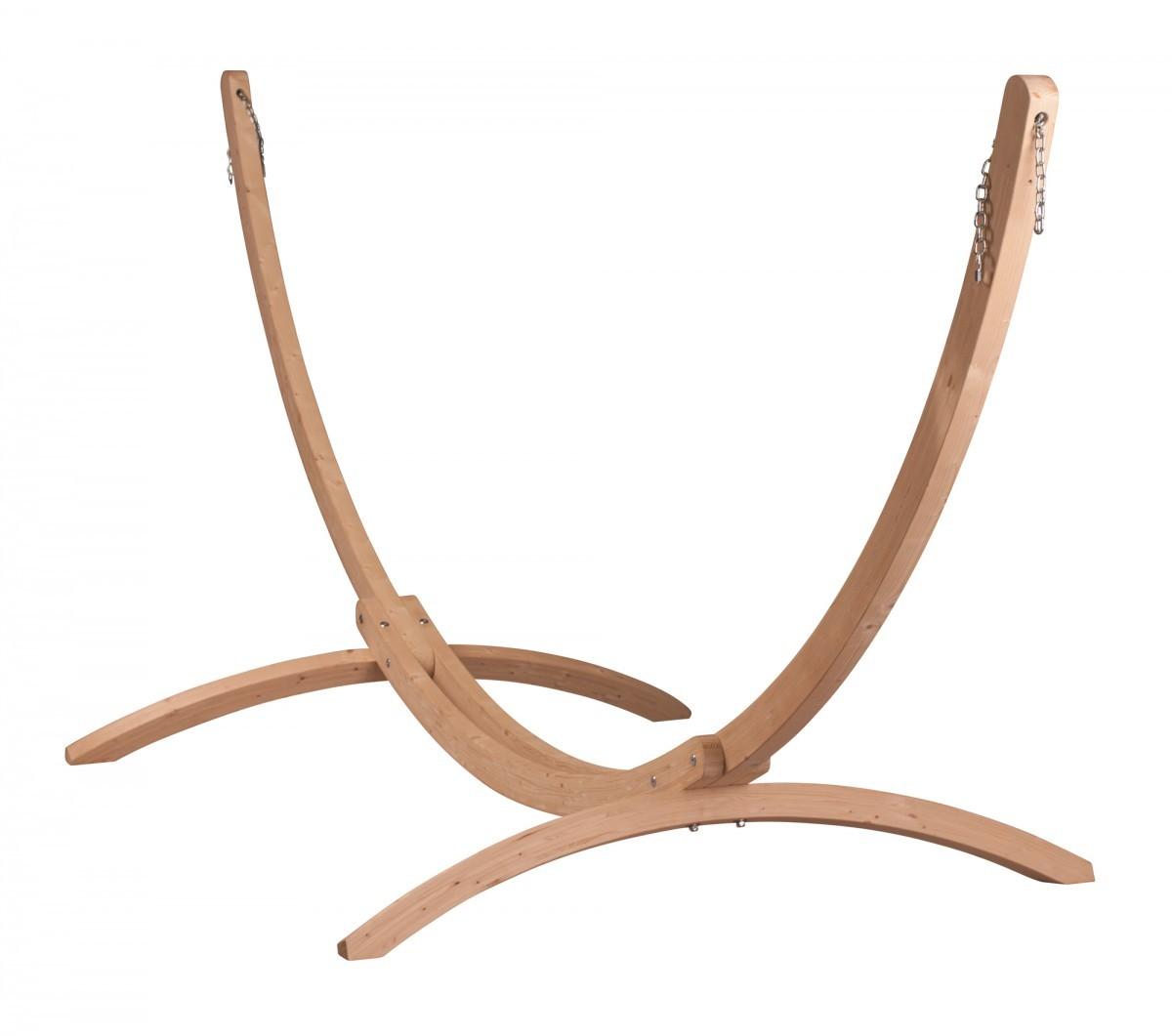 Wood Hammock Stand Kingsize Product Photo