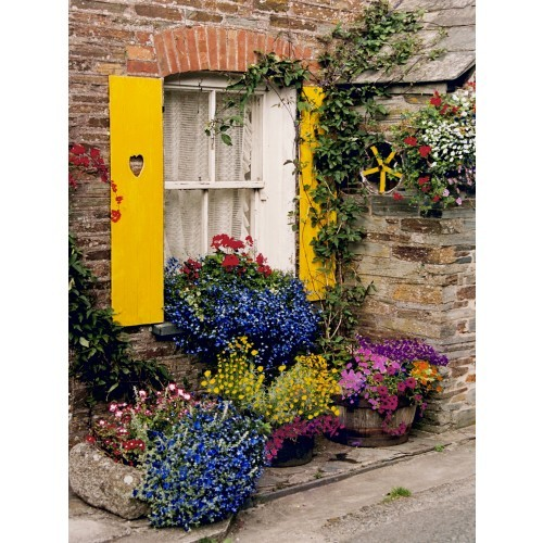 Outdoor Canvas Wall Art.West Of The Wind Outdoor Canvas Wall Art Polperro