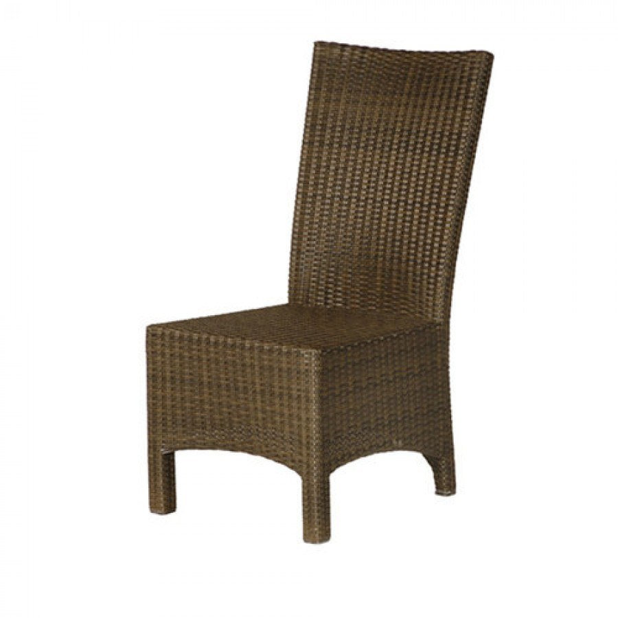 Barlow Tyrie Savannah Wicker Dining Side Chair (sold In Pairs Only, Price  Each)