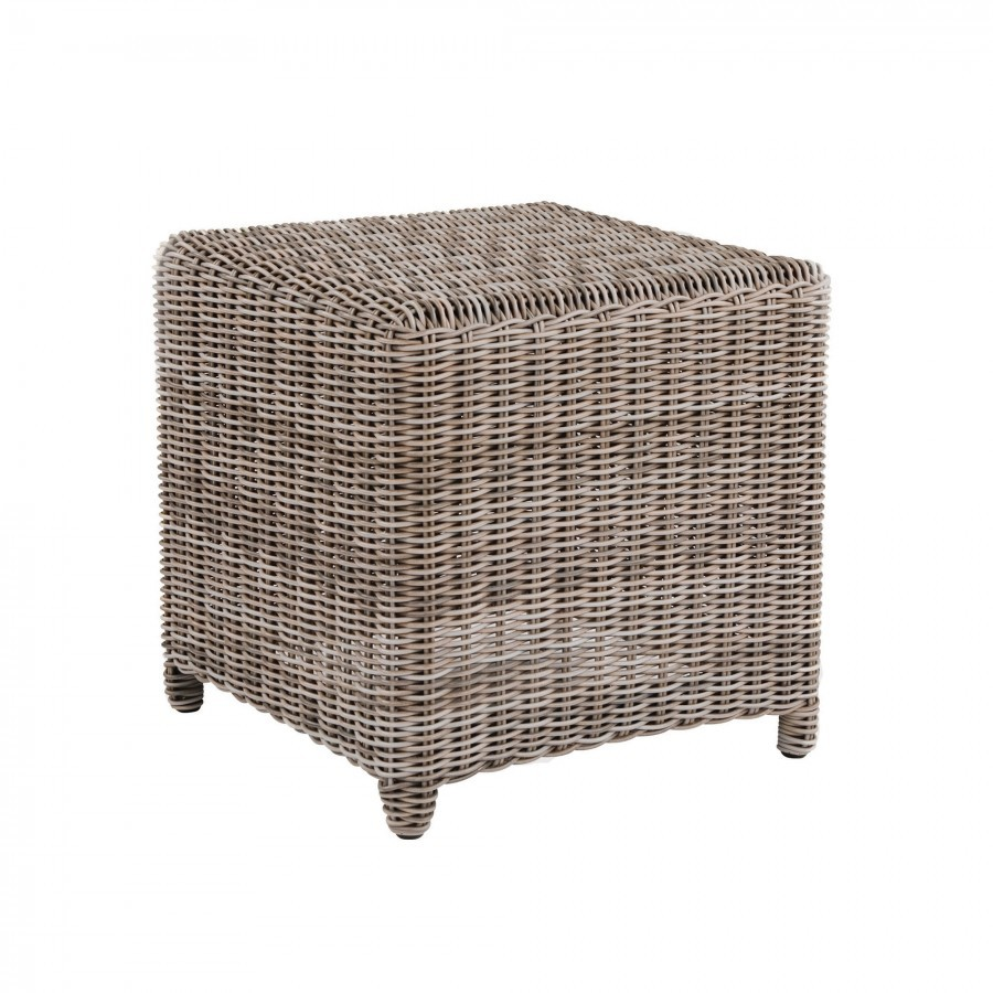 Sag Harbor Woven Side Table/Stool