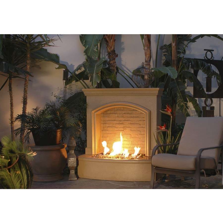 Firefall Outdoor Heater for Patio