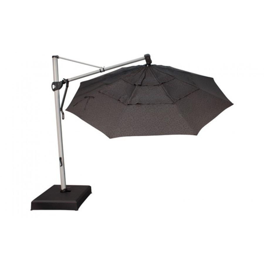 Treasure Garden 11u0027 Octagonal Cantilever Umbrella By Treasure Garden