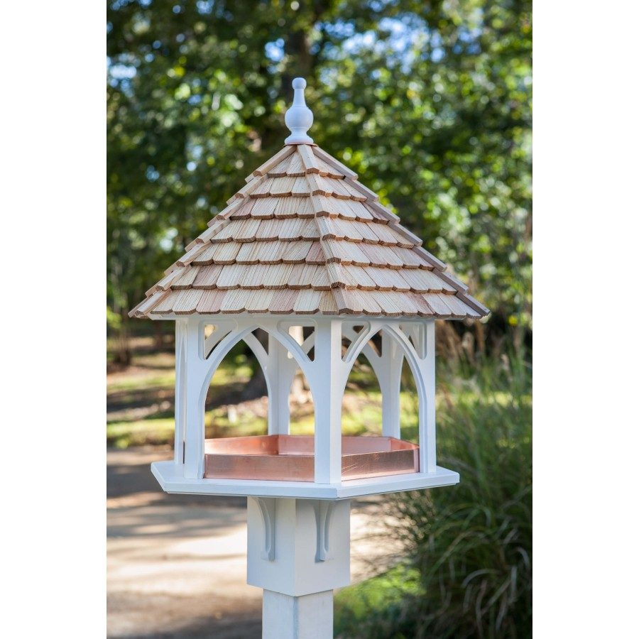 Heartwood The Grande Gazebo Birdhouse  by Heartwood