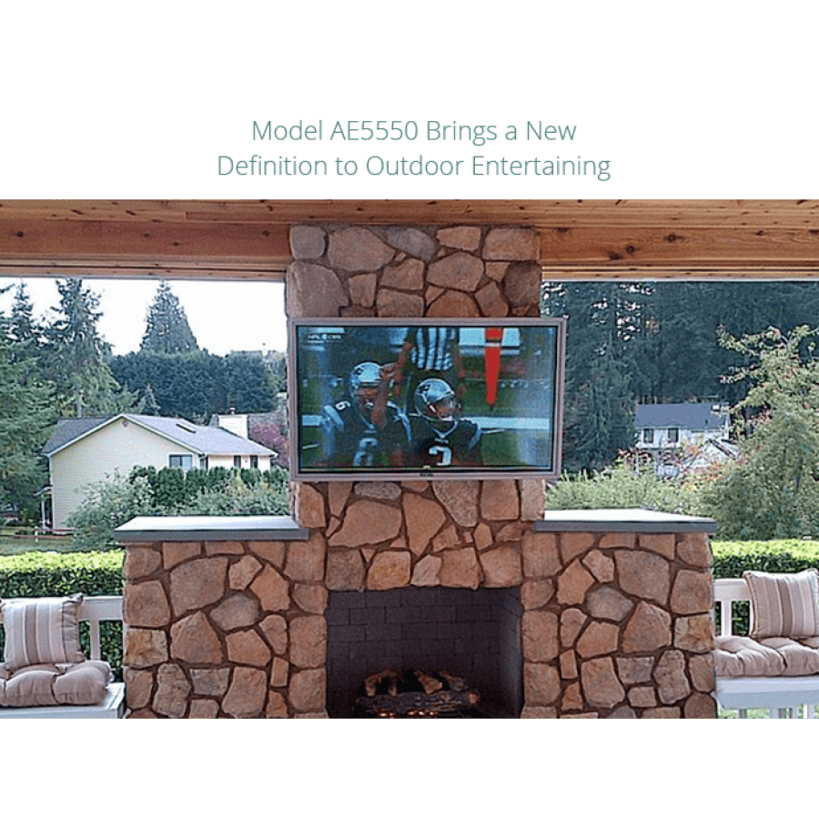 "Apollo Outdoor Weatherproof TV Enclosures for 50""- 55"" TV's  by Apollo TV Enclosures"