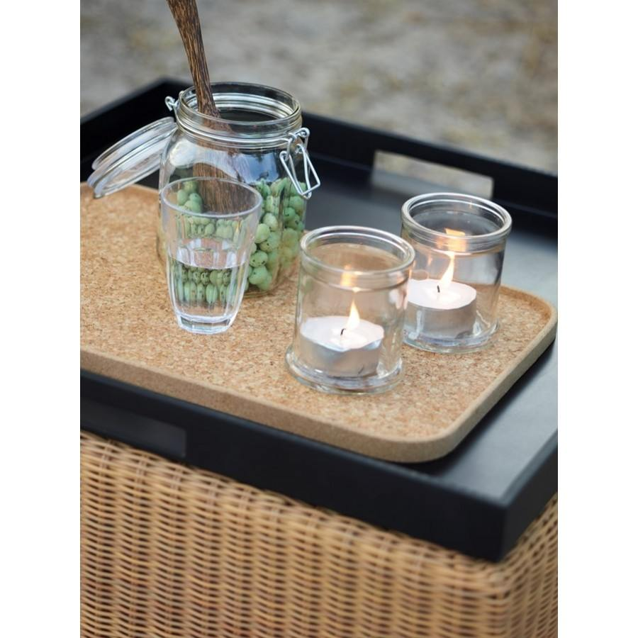 Cane-line Club Tray Square  by Cane-line