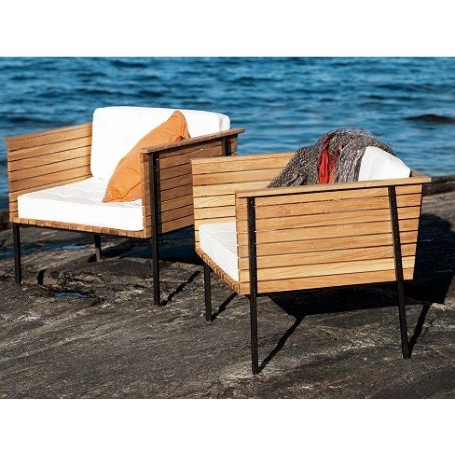 Skargaarden haringe lounge chair by skargaarden