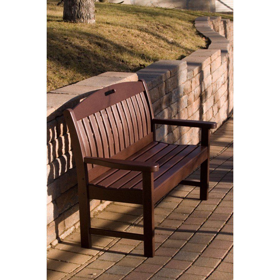 Polywood 174 Nautical 60 Bench