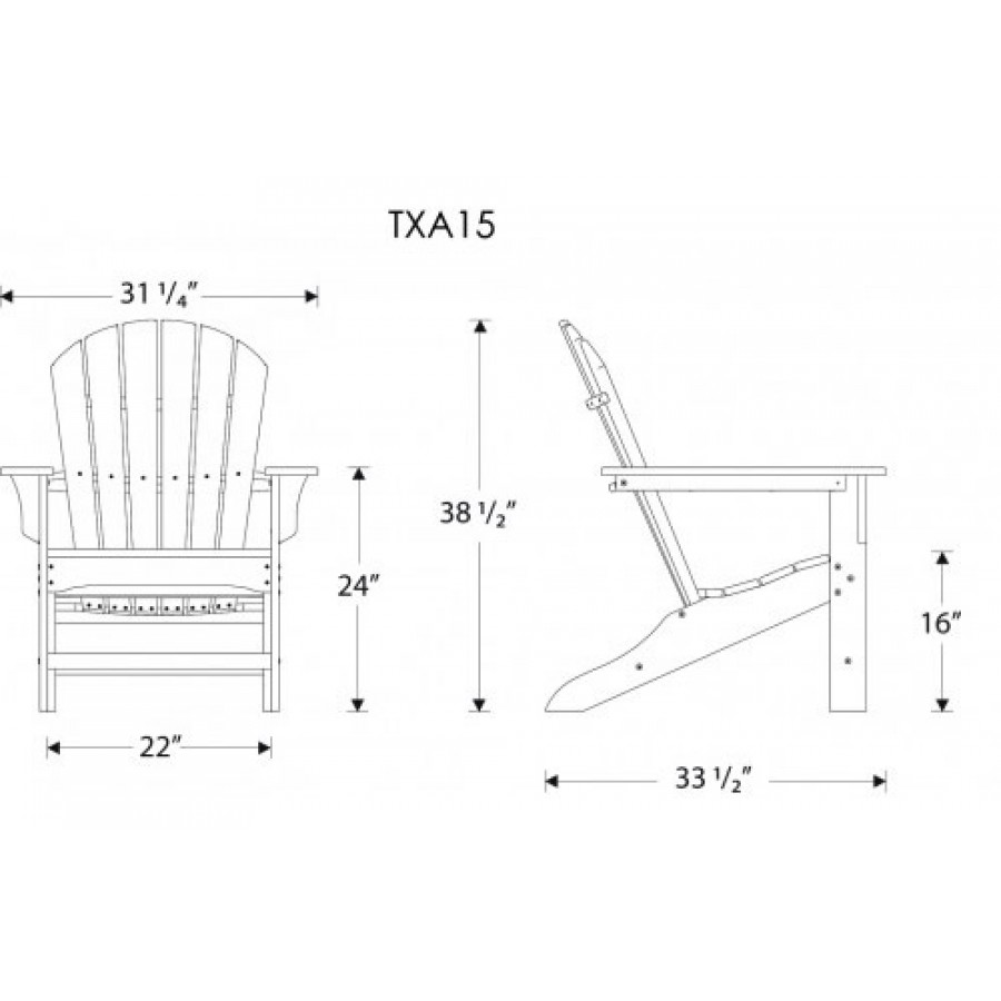 Super Trex Outdoor Furniture Cape Cod Adirondack Chair Creativecarmelina Interior Chair Design Creativecarmelinacom