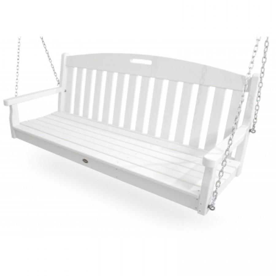 Trex-Yacht-Club-white-Porch-Swing