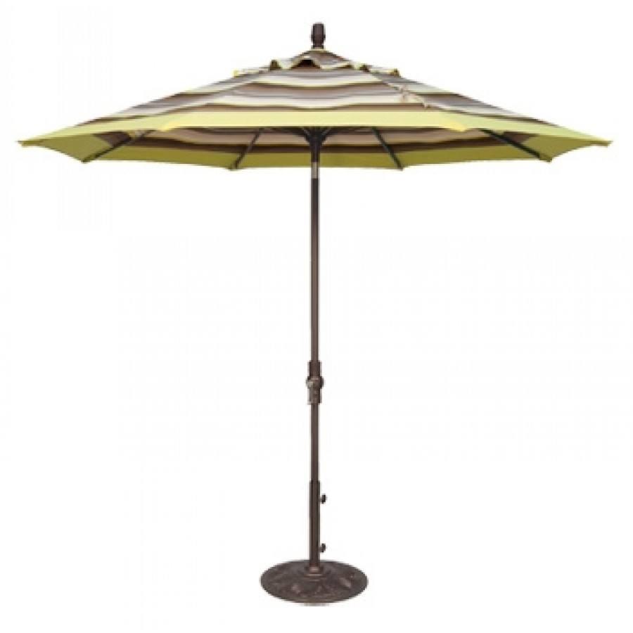 Genial Treasure Garden 9u0027 Collar Tilt Market Umbrella By Treasure Garden