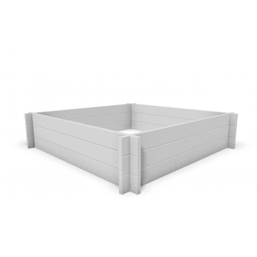 Hudson 4x4 Modular Raised Garden Bed