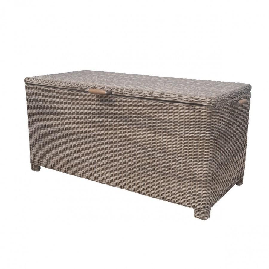 Kingsley Bate Sag Harbor Wicker 59 Cushion Box