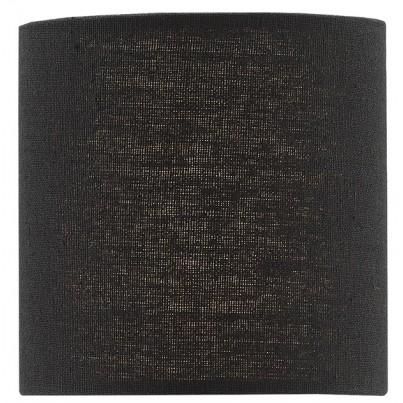Currey & Company Black Linen Shade  by Currey & Company