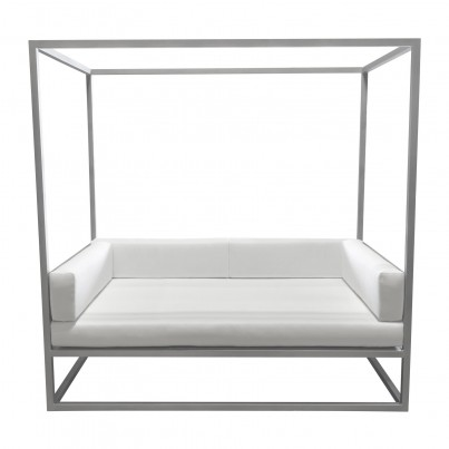 Source Outdoor Relax Aluminum Daybed  by Source Outdoor