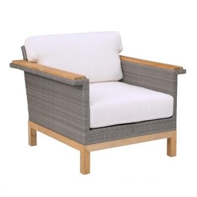 Kingsley Bate Azores Deep Seating Lounge Chair Seat & Back Cushion  by Kingsley Bate