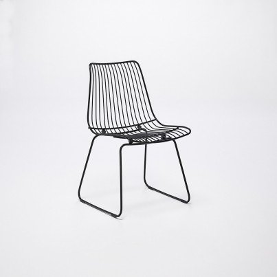 Acco Metal Dining Chair  by Houe