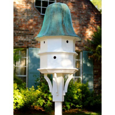Heartwood - The Barrington Birdhouse  by Heartwood